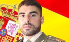 Encuentran sin vida a Mario Quirós, el sargento malagueño de 23 años desaparecido durante unas prácticas de buceo