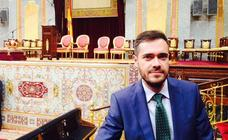Felipe Sicilia, nuevo portavoz de la Ejecutiva del PSOE