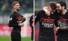 Samu Castillejo se reivindica con el Milan: «Ayer no te quiere ni tu madre, y luego...»