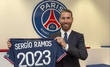 Sergio Ramos, el regalo envenenado de Florentino Pérez al emir de Catar
