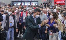 Sánchez entierra el hacha de guerra y enfila 2023 envuelto en la bandera de la socialdemocracia