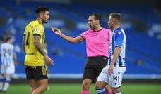Vídeo: Borja Bastón rescata un empate para el Oviedo ante el Sanse