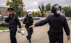 Un niño protagoniza un tiroteo sin víctimas en una escuela rusa