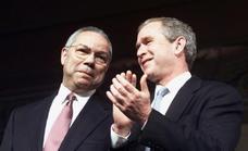 EE UU perdona a Colin Powell las mentiras de Irak