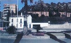 El Ayuntamiento de Málaga varía la protección de un jardín para construir pisos a espaldas de lo que fue la Fundación Alcántara