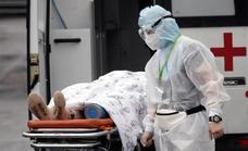 Los contagios y las muertes por covid-19 se disparan en Rusia