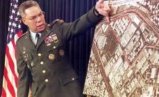 Estados Unidos perdona a Colin Powell las mentiras de Irak en su último adiós