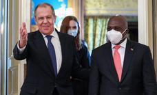 Putin cierra su misión ante la OTAN