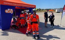 ¿Y si se registrara en Vélez-Málaga un terremoto de magnitud 6? Hoy se ponen a prueba los servicios operativos ante una gran catástrofe