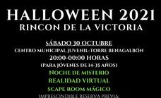Rincón de la Victoria recupera las actividades de calle para celebrar Halloween