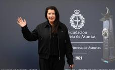Marina Abramović: «Si haces algo distinto, tienes que estar preparado para las críticas«