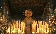 Dos procesiones extraordinarias, rosarios y traslados copan la agenda cofrade del fin de semana en Málaga