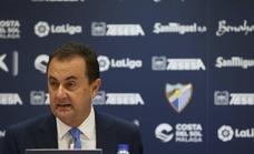 ¿Qué empresas quisieron financiar al Málaga?