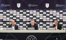 Comninos: «Conocemos las ambiciones del Unicaja; es un placer tener con nosotros a un club de esta categoría»
