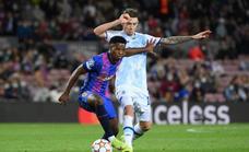 Ansu Fati renueva con el Barça hasta 2027
