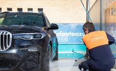¿Cuánto se gasta cada español de media en lavar el coche?