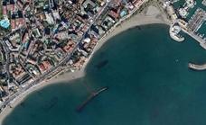El Gobierno ampliará el dique entre las playas de Santa Ana y Malapesquera de Benalmádena