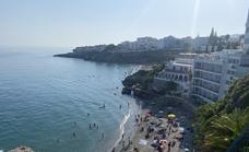 Nerja adjudica obras para unir peatonalmente dos calas junto al Balcón de Europa