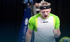 Davidovich ha vuelto y accede a cuartos del ATP 250 de Amberes
