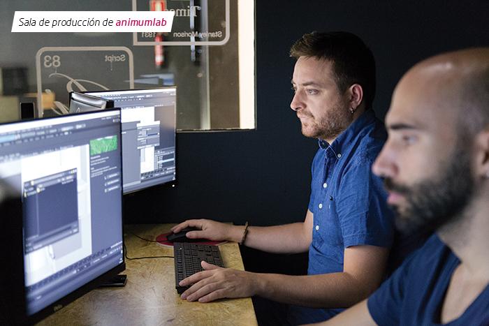 Una escuela malagueña, entre las cinco mejores del mundo en animación 3D en habla hispana