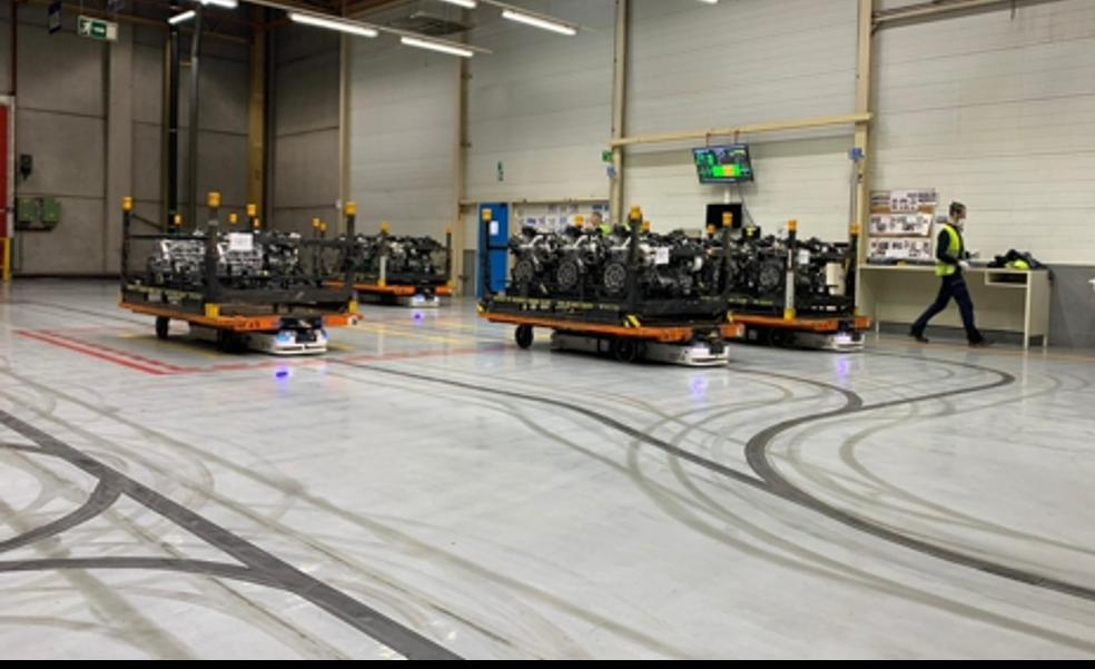 Cómo el 5G acelerará la producción en las factorías automovilísticas