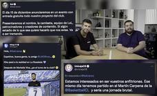Unicaja y Málaga se unen a la 'puja' por acoger a Ibai y Piqué para la presentación de su equipo de eSports