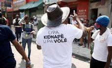 «Las pandillas en Haití surgen de bandas que los políticos arman para ganar elecciones»