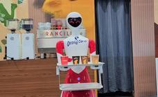 Feria Madrid Gourmet 2021, un camarero robot