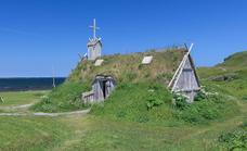 Los vikingos ya estaban hace mil años en América