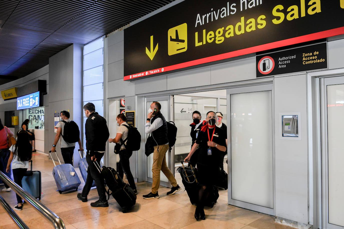 Las aerolíneas prevén un buen invierno y sitúan la recuperación en 2023