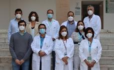 La unidad de asma grave del Hospital Regional de Málaga, acreditada como excelente