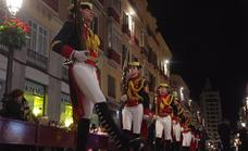 La Guardia Civil acompañará a la Virgen de los Dolores de la Expiración en la magna de Málaga