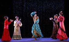 Espectáculo ¡Viva!, del bailaor Manuel Liñán en el Teatro Cervantes de Málaga
