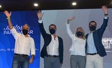 Juanma Moreno reta a Espadas a que «no haga caso a Sánchez» y apoye el presupuesto de Andalucía