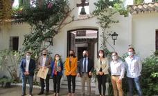 La Finca La Baltasara en Alhaurín el Grande abrirá al público en noviembre como Casa Museo de Antonio Gala
