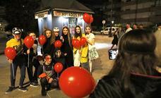 Concurso de disfraces y sala de escape por Halloween en Antequera
