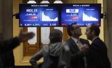 Los bancos mantienen al Ibex sobre los 8.900 puntos