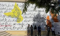 Nuevos murales de arte urbano para adornar los centros de Teatinos