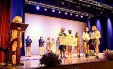 La ONG Girasoles reconoce la labor solidaria del colegio El Pinar contra el cáncer