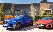 Nueva gama SVR de Jaguar Land Rover: lujo elevado a la máxima potencia