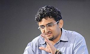Wael Ghonim, el bloguero de las revueltas árabes, es la persona más influyente del mundo