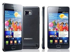 Samsung Galaxy II, mejor móvil del año