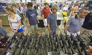 Se dispara la venta de armas de Estados Unidos al extranjero