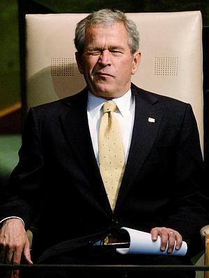 Bush pide una reforma migratoria «benevolente»
