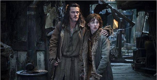 El realismo británico contra el mundo fantástico de 'El Hobbit'