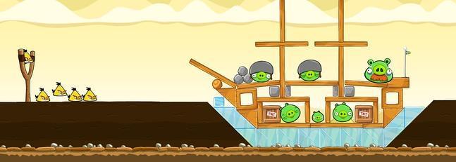 La NSA utiliza el juego Angry Birds para obtener datos de usuarios de móviles