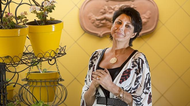 María Pineda habla sobre su cáncer de pulmón