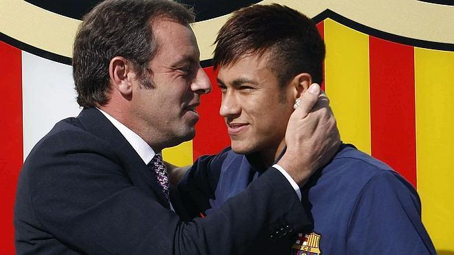 El Barça defraudó a Hacienda 9,1 millones con Neymar