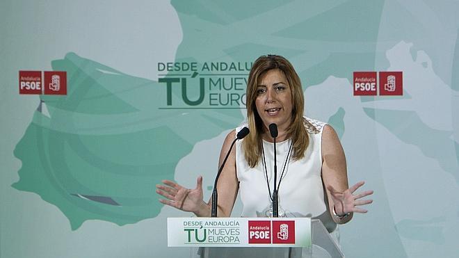 Los barones del PSOE ven difícil ofrecer a Susana Díaz garantías de victoria sólida