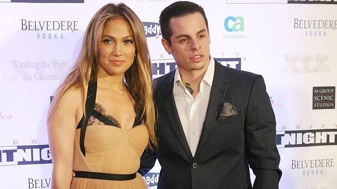 Jennifer Lopez rompe con Casper Smart